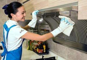 广州油烟机清洗